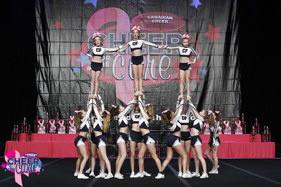 CheerForce WolfPack Avalanche Sm Senior AG 3