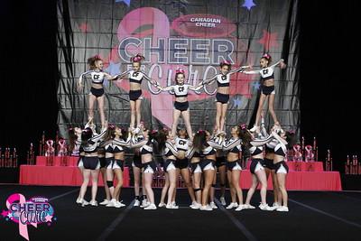 CheerForce WolfPack Earthquake Large Senior All Girl 4