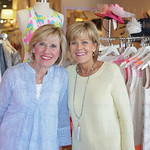 Shorty Martin and Mary Beth Hughes at Merci Boutique.
