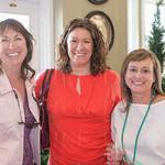 Janet Cundiff, Jessica McCoy and Laura Haydon.