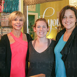 Rosemary Delaney.Erica Brown ad Ashley Wright at B. You.