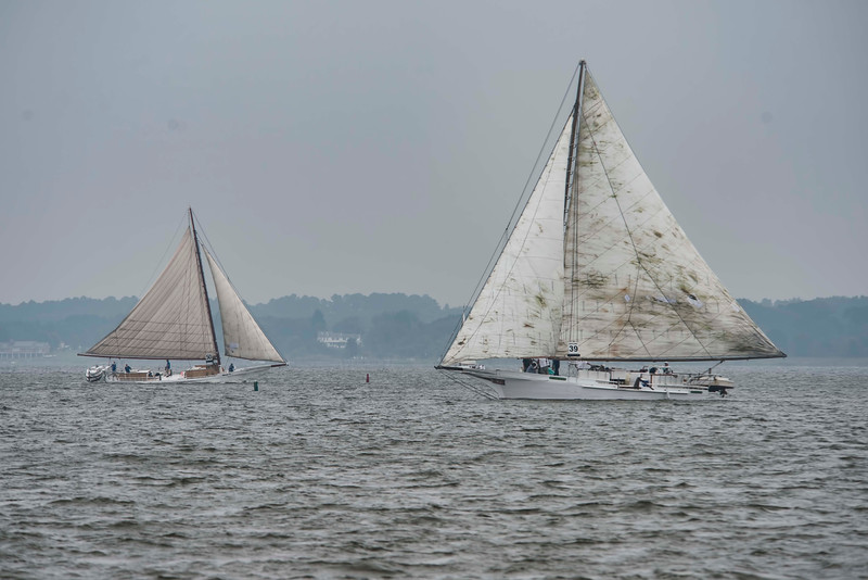 Skipjack #50  Minnie V & THOMAS CLYDE  #39