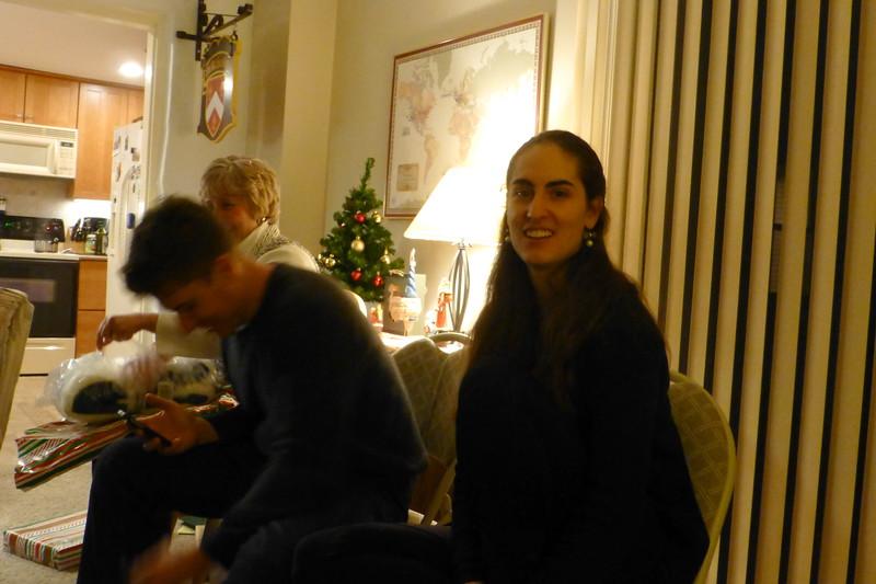 Kris, Josh and Elizabeth