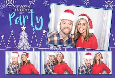 2016 Cimarex Christmas Party