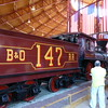 Thatcher Perkins No 147 Locomotive