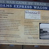 Adams Express Wagon