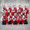 18 Alto Saxophones Serious