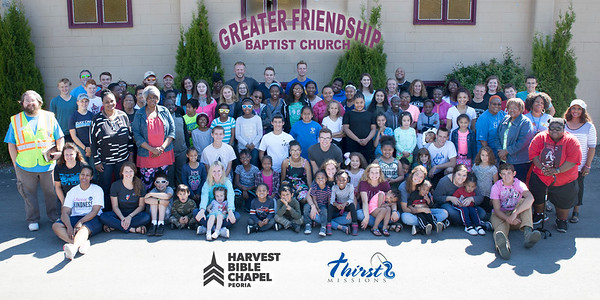 Alaska Missions (Outreach, Church, Block Parties, Service Projects, &VBS)