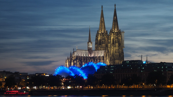 2016 Cologne by Night