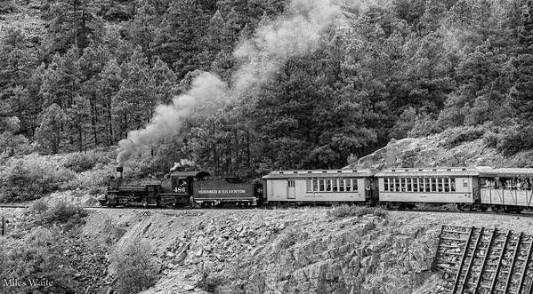 Day 10 Durango Silverton Train Ride