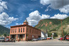 Downtown Silverton, CO.