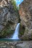 Close up of Whitmore Falls.