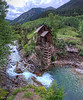 There is a reason that the Crystal Mill is one of the most iconic Colorado photographs. It's a 5 mile each way rocky very slow going road. So once you get here you're going to photo the crap out of it! Mainly to make sure that you don't have to come back. That and it's very beautiful!