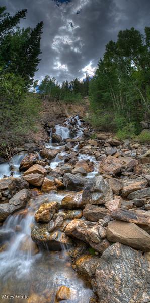 Days 1-3 Hiking Guanella Pass