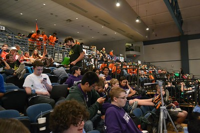 2016 First Bayou Regional Robotics Competition - Bouvier - 095