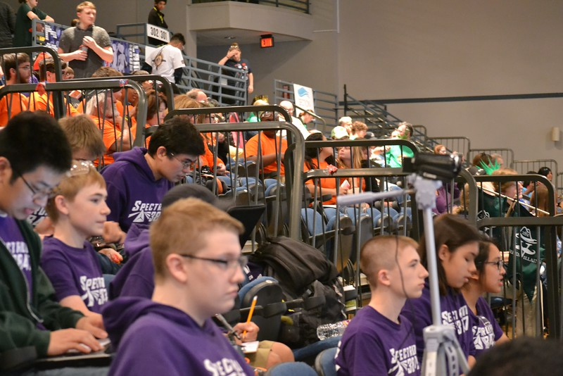 2016 First Bayou Regional Robotics Competition - Bouvier - 062