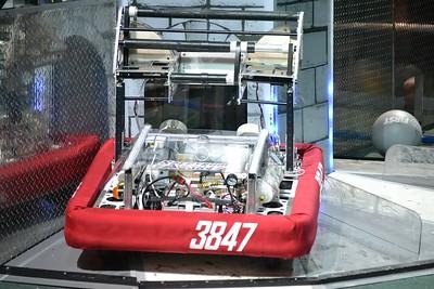 2016 First Bayou Regional Robotics Competition - Bouvier - 420