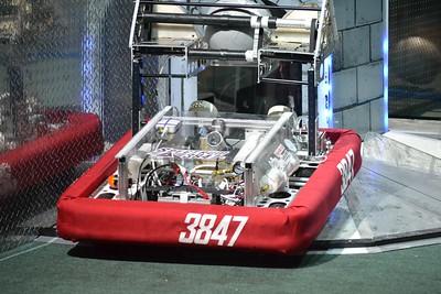 2016 First Bayou Regional Robotics Competition - Bouvier - 414