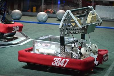 2016 First Bayou Regional Robotics Competition - Bouvier - 397