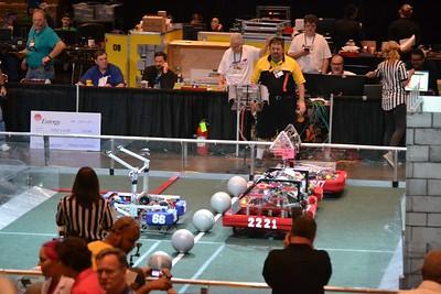 2016 First Bayou Regional Robotics Competition - Bouvier - 101