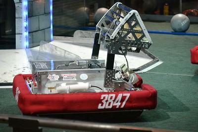 2016 First Bayou Regional Robotics Competition - Bouvier - 394