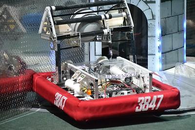2016 First Bayou Regional Robotics Competition - Bouvier - 411
