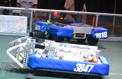 2016 FIRST Bayou Regional Robotics - Spectrum 3847 - 249