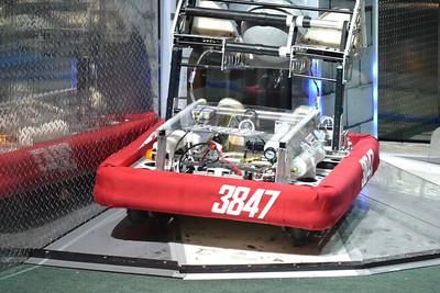 2016 First Bayou Regional Robotics Competition - Bouvier - 415