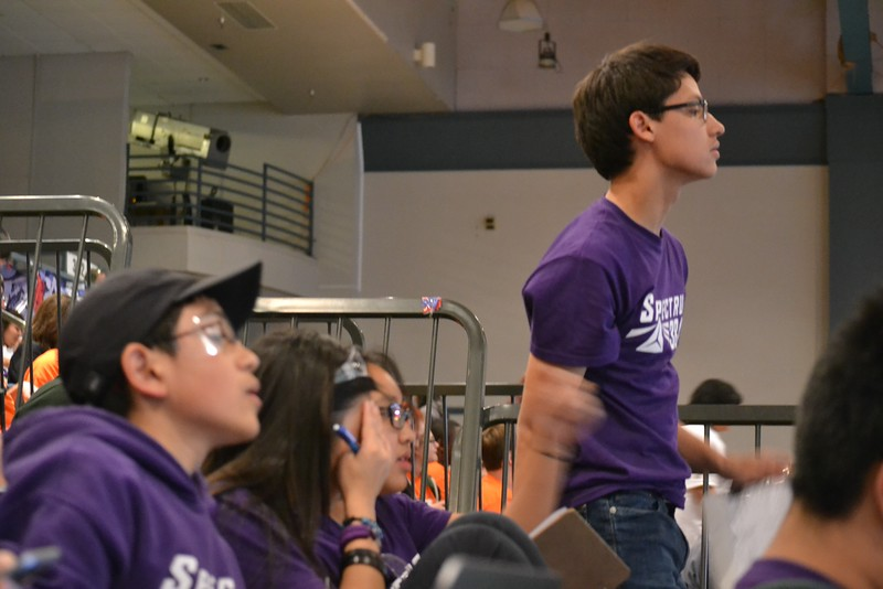 2016 First Bayou Regional Robotics Competition - Bouvier - 099