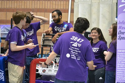 2016 First Bayou Regional Robotics Competition - Bouvier - 121