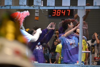 2016 First Bayou Regional Robotics Competition - Bouvier - 069