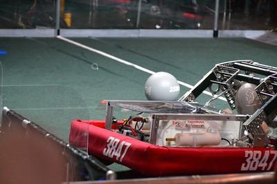 2016 First Bayou Regional Robotics Competition - Bouvier - 400