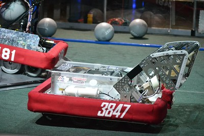 2016 First Bayou Regional Robotics Competition - Bouvier - 396