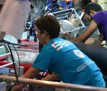 2016 FIRST Bayou Regional Robotics - Spectrum 3847 - 291