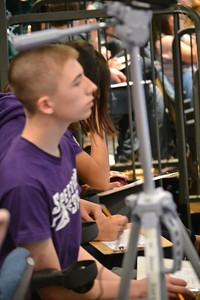 2016 First Bayou Regional Robotics Competition - Bouvier - 064