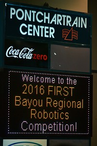 2016 First Bayou Regional Robotics Competition - Bouvier - 034