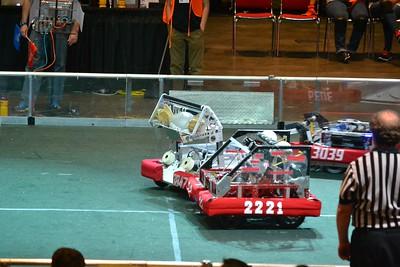 2016 First Bayou Regional Robotics Competition - Bouvier - 103