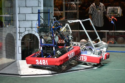 2016 First Bayou Regional Robotics Competition - Bouvier - 446