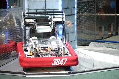 2016 First Bayou Regional Robotics Competition - Bouvier - 388