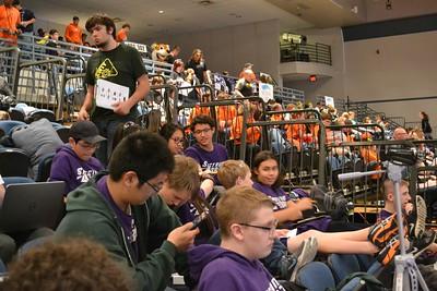 2016 First Bayou Regional Robotics Competition - Bouvier - 096
