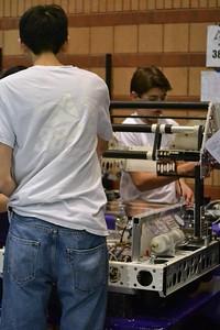 2016 First Bayou Regional Robotics Competition - Bouvier - 014
