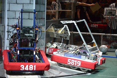 2016 First Bayou Regional Robotics Competition - Bouvier - 459