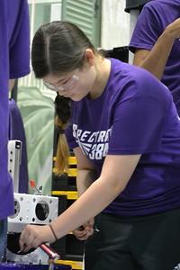 2016 First Bayou Regional Robotics Competition - Bouvier - 124