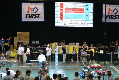 2016 First Bayou Regional Robotics Competition - Bouvier - 033