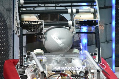 2016 First Bayou Regional Robotics Competition - Bouvier - 406