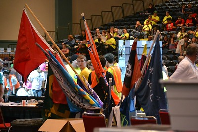 2016 First Bayou Regional Robotics Competition - Bouvier - 115