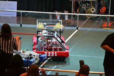 2016 First Bayou Regional Robotics Competition - Bouvier - 108