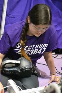 2016 FIRST Bayou Regional Robotics - Spectrum 3847 - 217