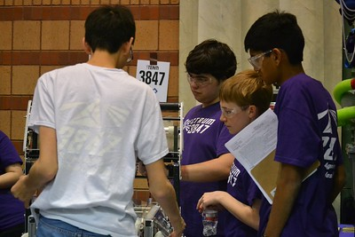 2016 First Bayou Regional Robotics Competition - Bouvier - 013