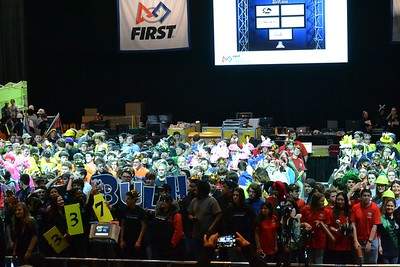 2016 FIRST Bayou Regional Robotics - Spectrum 3847 - 273